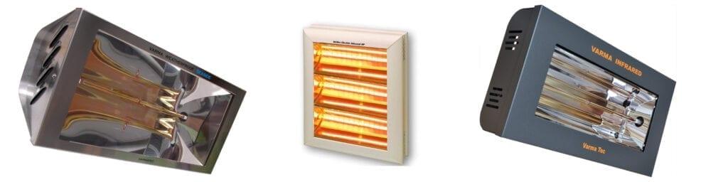 infrarood verwarming kantoor