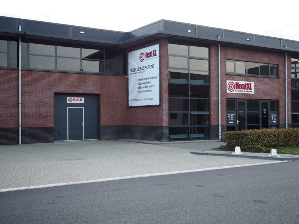 HeatXL hoofdkantoor