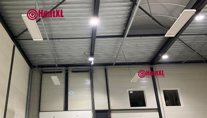 industriele verwarming infrarood panelen loods hal bedrijfshal industrie 2