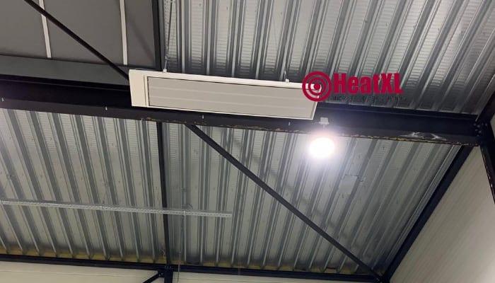 industriele verwarming infrarood panelen loods hal bedrijfshal industrie 6